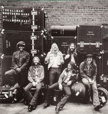 The Allaman Brothers Band - Live at Fillmore East