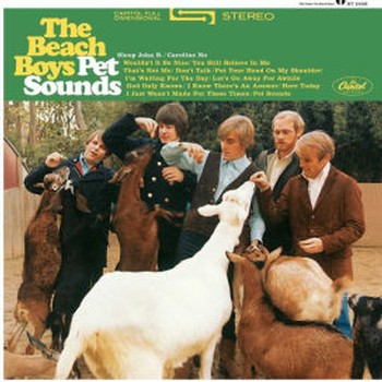 The Beach Boys - Pet Sounds Image