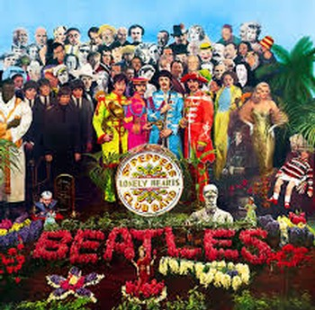 Beatles - Sgt. Pepper's Lonely Hearts Club Band