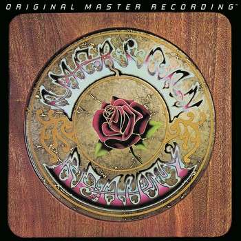 Grateful Dead- American Beauty