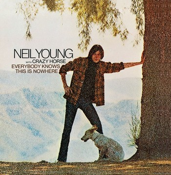 Neil Young - Everybody Knows Image