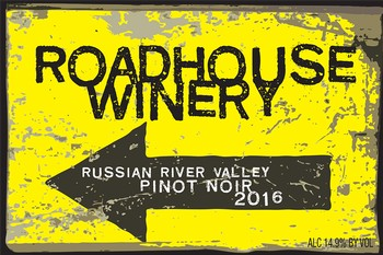 2016 Yellow Label Pinot Noir