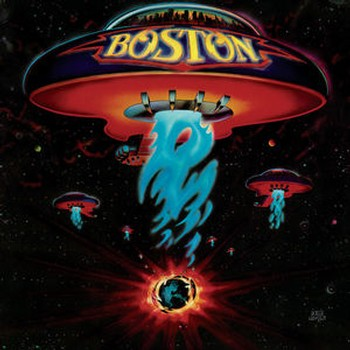 Boston - Self Titled Image