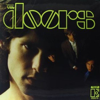 The Doors - Self Titled Image