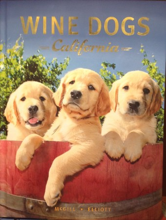 Book- Wine DOGS California