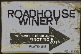 2016 Platinum Label Pinot Noir